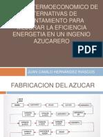 ANALISIS TERMOECONOMICO DE ALTERNATIVAS DE CALENTAMIENTO PARA MEJORAR.pptx