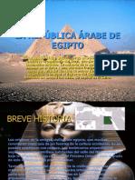 EGIPTO Sistema Electoral