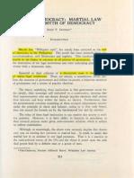 Arno v. Sanidad - Facade Democracy1