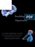 encefalopatia hipertensiva
