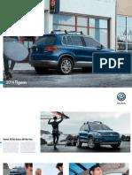 2014 Volkswagen Tiguan Brochure