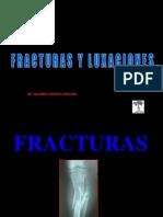 Fracturas y Luxaciones