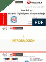 PERUEDUCA - CAPACITACION