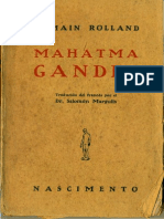 Roll and Gandhi 1925