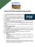 Primer Derby Colombófilo Amigos de Alcalá 1