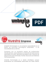 Portafolio Umbrella