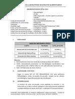 Informe de Ensayo Prod Hidrobiologicos
