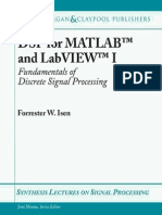Dsp for Matlab & Labview 1
