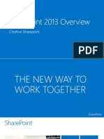 Sharepoint 2013 Feature Overview