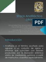 choque anafiláctico