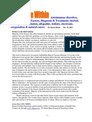 Autoimmune disorders, Prevention, Risk Factors, Diagnosis