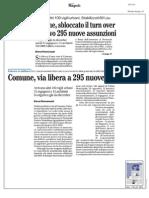 Rassegna Stampa 15.11.2013