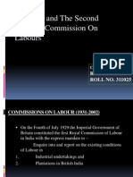 NATIONAL COMMISSION ON LABOUR