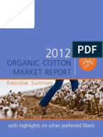 TextileExchange - Executive_Summary_2012_Organic Cotton Market Report