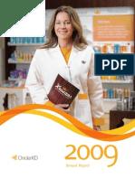 Oriola-KD Corporation Annual Report 2009