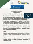 FTI Consulting & Fundación Colombia - Plan Estratégico Venezolano 2013