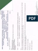Aurobindo Birmitrapur Order