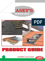 Roofing Product Guide