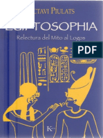 Piulats Octavi-Egiptosophia