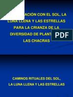Agroastronomía Andina Curso Cuzco Ayacucho