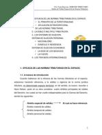 Tema 7. Resumen-2013-Ambito de Validez Espacial de Las Normas Tributarias