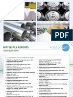 Visiongain Materials Report Catalogue EI