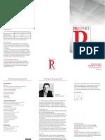 PR Report Awards 2014 – Einreichen bis 29.11.2013