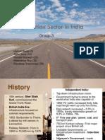 Transportation Sector India