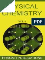 Physical Chemistry, Volume 1