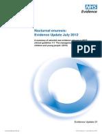 Nocturnal+Enuresis+Evidence+Update+2012