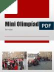 Mini Olimpíades