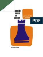 El sentido común en ajedrez - lasker.pdf