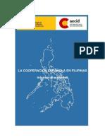 EL 197 Cooperación Española en Filipinas