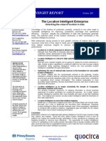 The location intelligent enterprise