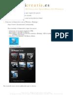 Instrucciones para instalar el 3D Connexion SpaceMouse Wireless en icreatia.es