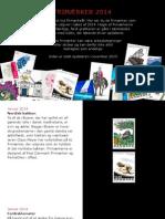 DK Frimærkeprogram 2014_1_New