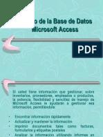 Presentacion Access 2013