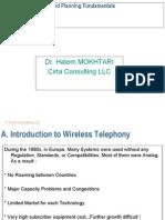 GSM Fundamentals by Dr. Hatem MOKHTARI