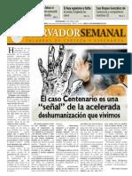Observador Semanal del 14/11/2013