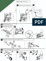 Manualul Utilizatorului Husqvarna T85