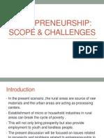 Rural Entrepreneurship