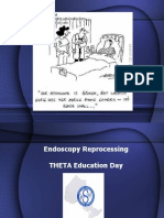 Endoscope Reprocessing