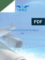 Aviação Civil e a Economia Portuguesa - 2007