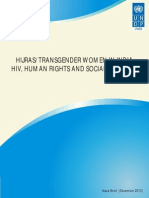 Hijras Transgender in India Hiv Human Rights and Social Exclusion