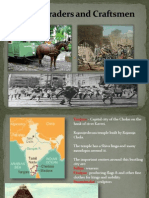 Towns, Traders and Craftsmen Ppt
