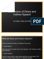 47891919 Conversion of Direct and Indirect Speech 3