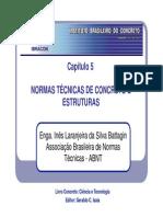 MCC 001 - 4 Normas técnicas de concreto e estruturas - 30p