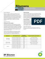 Bitumen Brochure CUTBACK BP