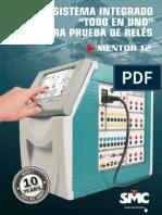 Catálogo de Mentor 12 Español