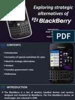 Blackberry Sales Committee